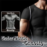アンダーマッスル -Gravity-【半袖】
