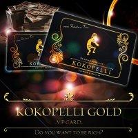 ココペリゴールドVIPカード