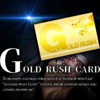 ゴールドラッシュカード